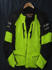 Joe Rocket 3XL motorcycle Jacket Like new