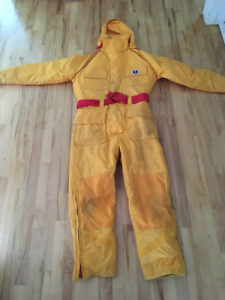 Mustang Flotation Suit (Small Adult)