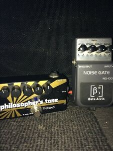 Guitar Pedals- Pigtronix & Beta Aivin Cash or Trade