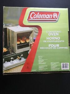 Coleman Folding Camp Oven $30.00