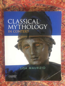 Classical Mythology in Context by Lisa Maurizio 2016