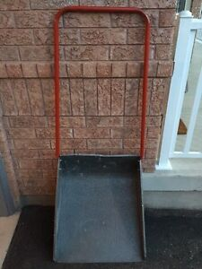 Big steel snow shovel Cambridge Kitchener Area image 1