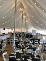Tent, Chair and Table Rentals
