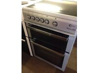 FLAVEL 60CM FAN ASSISTED ELECTRIC COOKER00