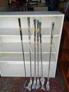 Dunlop Z3 Golf Clubs - Irons only: 5, 6, 7, 8, 9 and PW