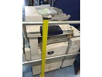 Xerox works centre