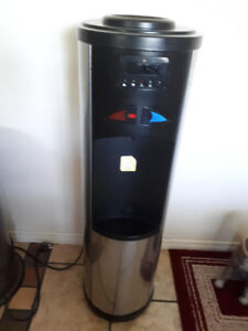 Stainless steel water cooler. $50.00 OBO