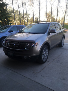 2008 Ford Edge limited awd leather navigation
