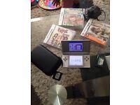 Grey Nintendo DS lite