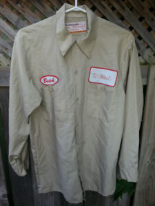 Vintage Mechanic Shirt / U-HAUL Butch