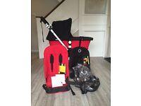 Bugaboo chameleon travel system / pushchair / buggy