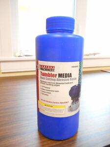 Tumbler Media removes rust shot gun shells, metals,  REDUCED