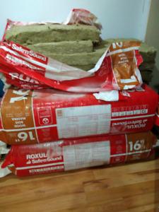 Roxul safensound insulation