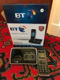 BT6500 Home Telephone with answer machine