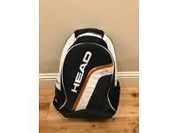 Head tennis racquet bag
