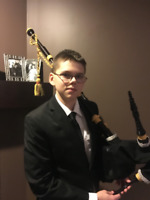 Wedding, Funeral, Anniversary, and other event Bagpiper