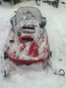 1993 formula plus 580cc EFI sled for sale 1400 cash takes it
