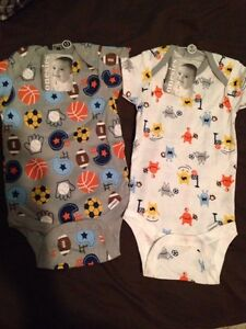 Both new, one size 6-9&12 months