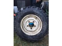 4 Land Rover tyres