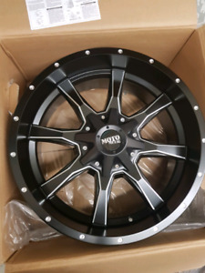 20 inch rims new in packaging