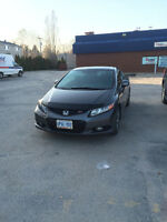 2012 Honda Civic SI Coupe LOW KMS