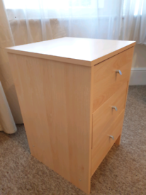 Bedside Table * must go in January *