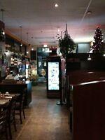 Direct du propriétaire très beau et bon restaurant avec dépanner