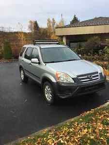 2006 Honda CR-V VUS Lac-Saint-Jean Saguenay-Lac-Saint-Jean image 7
