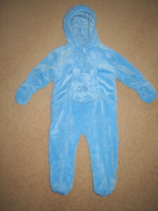 Snowsuit, Sleepers, Clothes - 12, 12-18, 18 months