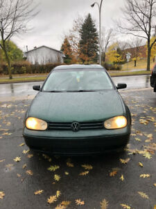 Volkswagen Golf GLS 2000