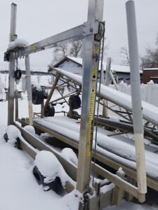 Floe Boat lift for Sale