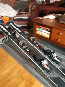 Blizzard Power X8 Skis-174 cm