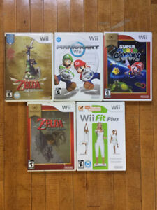 Nintendo Wii Game and Accessories