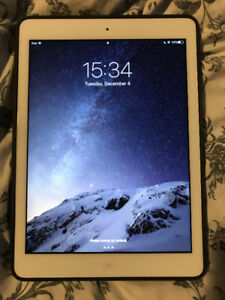iPad Air 2 32GB argent - COMME NEUF