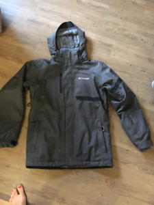Manteau d'hiver Columbia - Omni-tech Waterproof Breathable