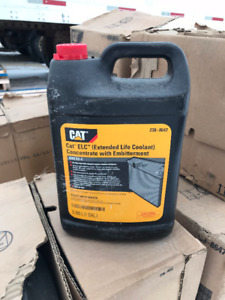 Cat ELC Extended Life Coolant 100% 1 Gal