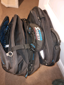 Oxford soft sports lifetime luggage - panniers