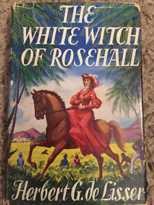 Vintage book: The White Witch of Rosehall - Hardcover