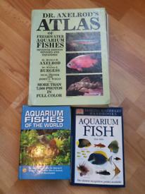 Fish Aquarium Books