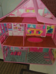 Barbie/Doll Playhouse