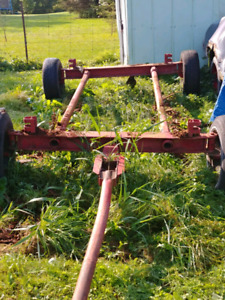 Selling hay wagon or trade for loader or bucket