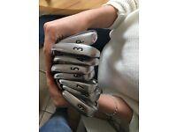 Titleist AP2 golf clubs