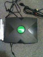 Xbox and games for sale