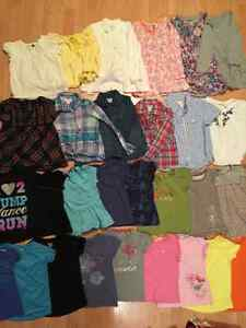 Girls Size 4/5 Lot of Brand Name Clothing