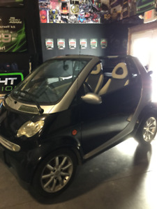2006 Smart Fortwo Convertible only 77400 km #200 of 200
