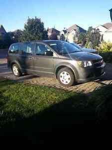 2012 Dodge Grand Caravan cvp Minivan, Van