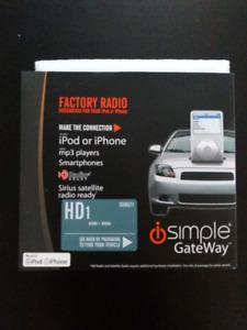 Kit de connexion audio pour Acura/Honda NEUF