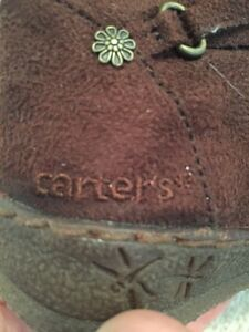 Carters baby boots Strathcona County Edmonton Area image 3