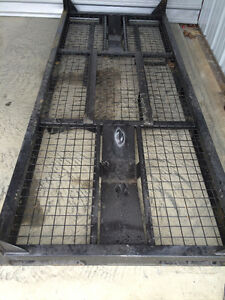 Heavy duty Steel Motorcycle shipping container 175.00 obo