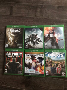 6 Xbox One Games Make Offer
